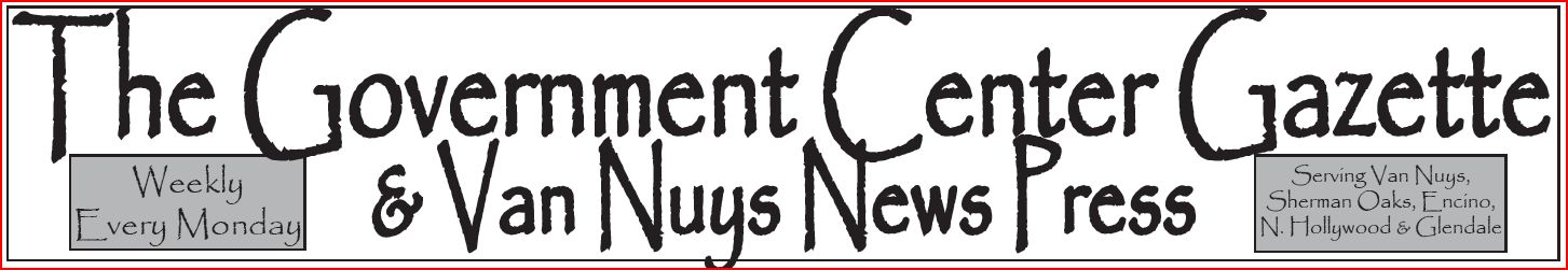Van Nuys News Press