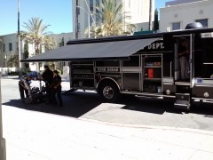 Bomb Squad for Chase Bank