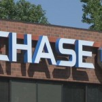 Bomb Scare at Chase Bank