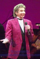 Barry Manilow Hollywood Bowl Concert