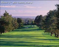 Golf Santa Cruz, Pasatiempo is the best