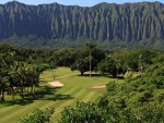 Golf Olomana In Oahu