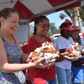 Oxnard's Strawberry Festival