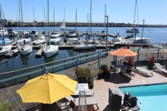 Visit the beautiful town of Oakland, and stay at the Waterfront Hotel