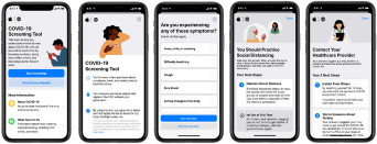 Apple Debuts Application, App For Covid-19, Apple Steps Up In Fight